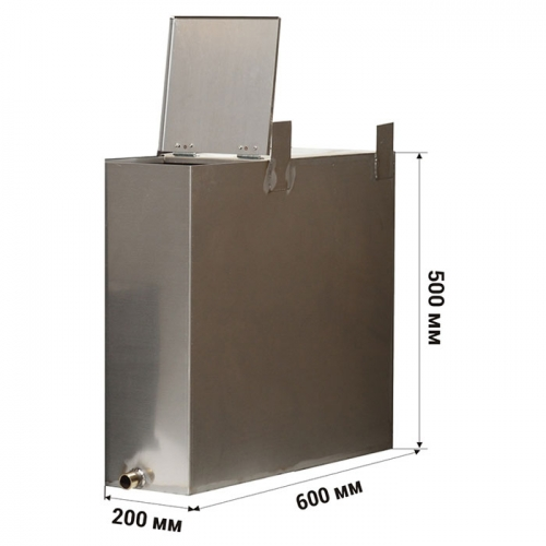Бак навесной на 60 литров